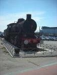 antico treno