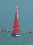 catamarano Luna Rossa